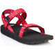 SOURCE Classic Sandals Women Tribal Red